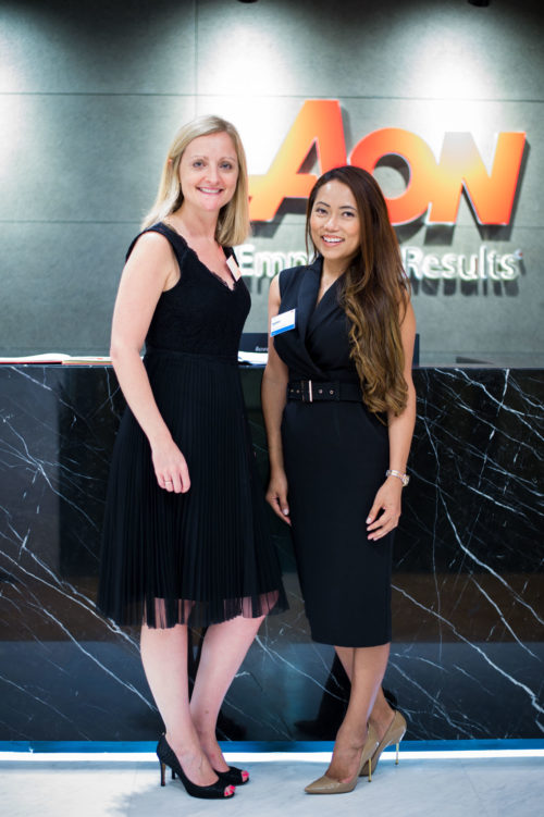 AON corporate event