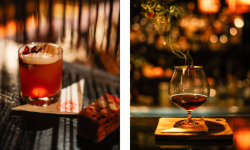 Professional photographs of wine and drinks