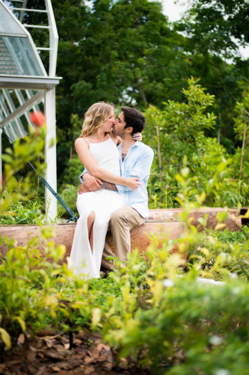 Outdoor ROM photoshoot of lovely couple